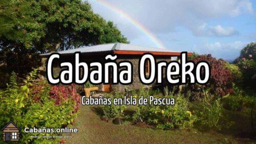Cabaña Oreko