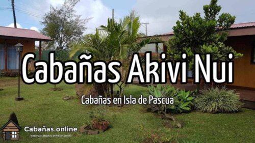 Cabañas Akivi Nui