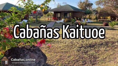 Cabañas Kaituoe