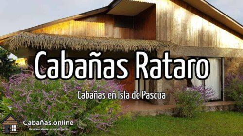 Cabañas Rataro