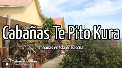 Cabañas Te Pito Kura